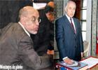 Invité au 2<sup>ème</sup> séminaire de la Fondation Temimi sur les grandes personnalités nationales tunisiennes et plus précisément de Feu Hédi Nouira