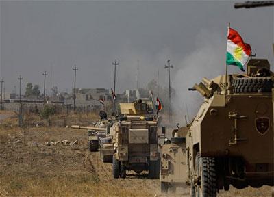 Assaut sur la dernière localité du pays tenue par Daesh — Irak