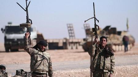 L'armée se rapproche de Daech à Daïr az Zour — Syrie