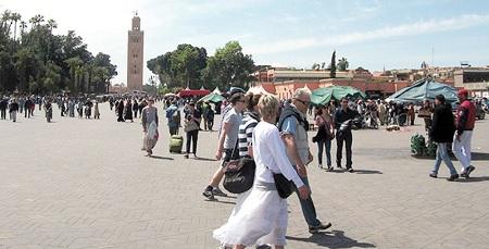 Des recettes touristiques de 3,7 milliards de dollars à fin juillet — Maroc