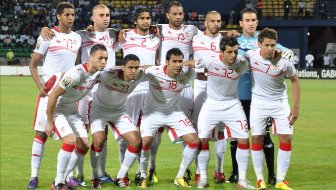 CM2018: La Tunisie se qualifie pour la 5è fois au mondial