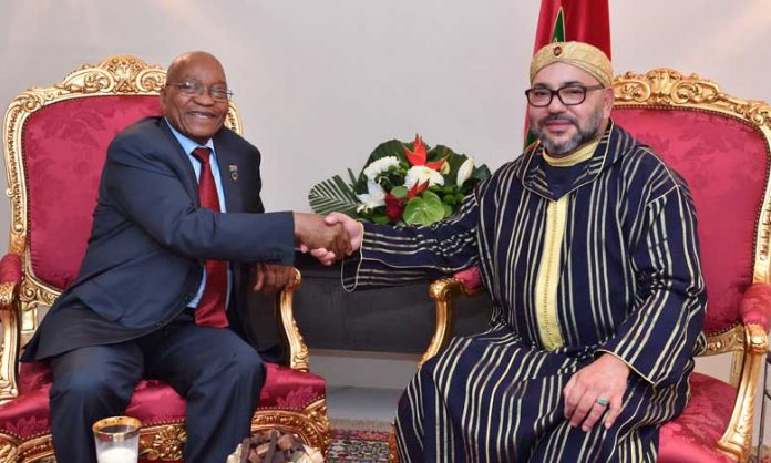 Diplomatie : le Maroc et l'Afrique du sud vont rétablir leurs relations