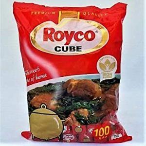 Royco Cubes (100 Cubes)