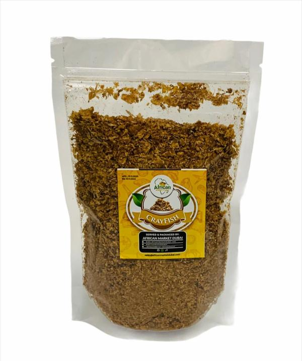 Dry grounded crayfish 150g