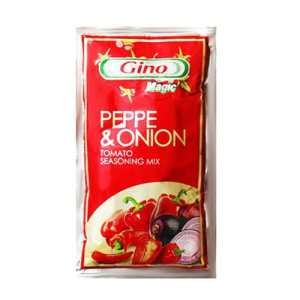 Gino Peppe & Onion - Tomato Mix (70g)