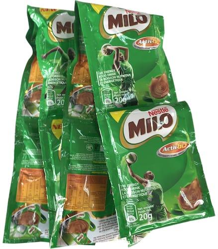 Milo Drink ×10 Satchets