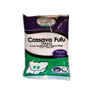 Ayoola Cassava Fufu (Akpu) 900g