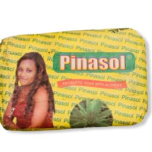 Pinasol Antiseptic Soap with Aloe Vera - Help with reducing bumps