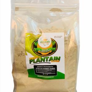 Unripe plantain flour  100% Organic (1kg)