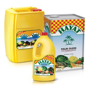 Hayat cooking oil - 20L