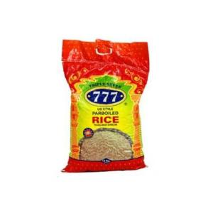 777 US style parboiled Rice - 10kg