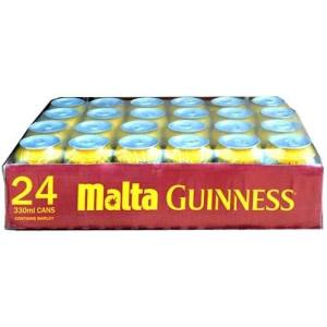 Malta Guinness X 24 Cans
