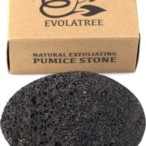 Exfoliating natural stone