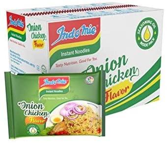 Indomie Onion Chicken Flavour Carton