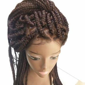 Box Braided Wig (20-24 inches)