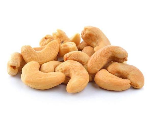 Salted roasted cashew nuts 500g
