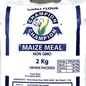 Ugali Flour Maize Meal 2kg