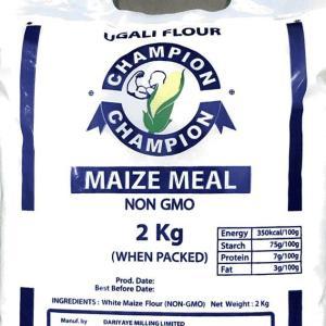 Ugali Flour Maize Meal 2kg