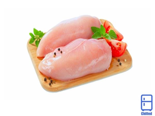 Fresh Boneless Chicken Breast 500g