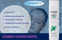 2in1 Cleansing & Treatment Shampoo