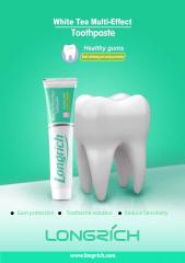 Longrich White Tea Toothpaste 200g
