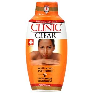 Clinic Clear Whitening Lotion