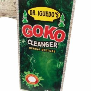 Goko Cleanser Herbal Mixture 400ml