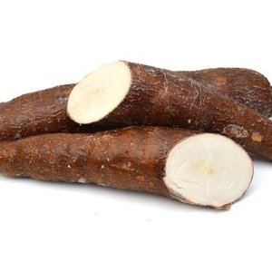 Tapioca Cassava tuber 1kg