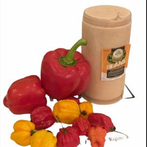 Beans Purée Mix with Peppers 1L