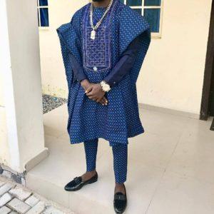 Yoruba Demon Agbada Styles ([month])
