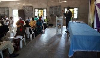 Christian Couples Retreat (Mojima Speaking) 4