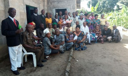 Same participants of the 2nd Christian Couples Retreat 2