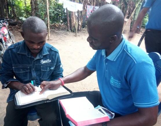 Preaching to the denominational Preacher Ubokutom