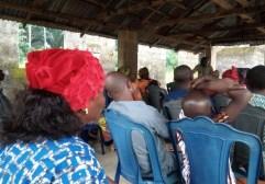 Worship at Church of Christ, Ikot Ideh