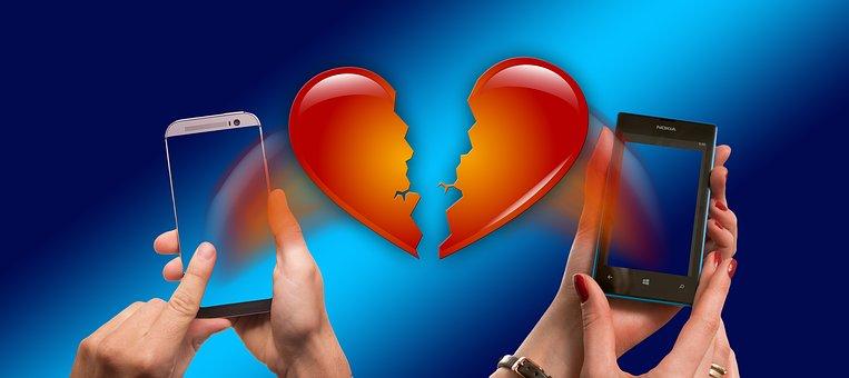 dealing with broken heart