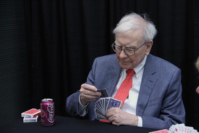 learn from millionaires:Warren Buffett
