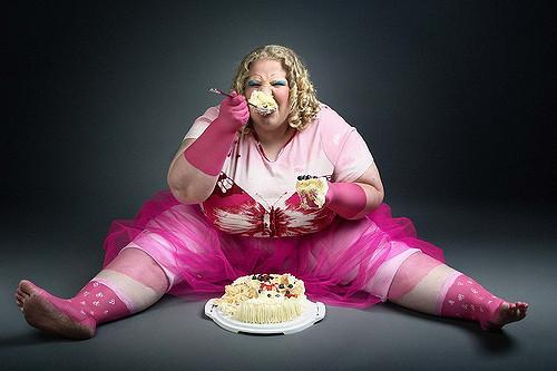 Gluttony is a sin so avoid it