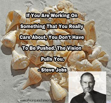 Steve Jobs's quote
