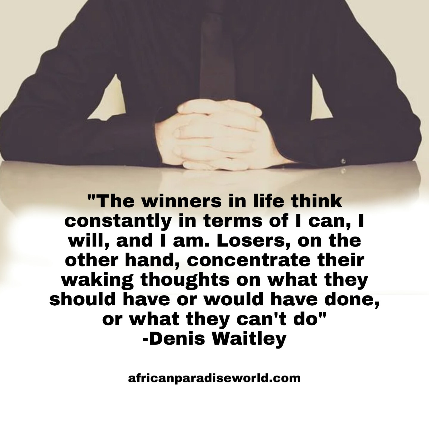 Inspirational life quotes for winners