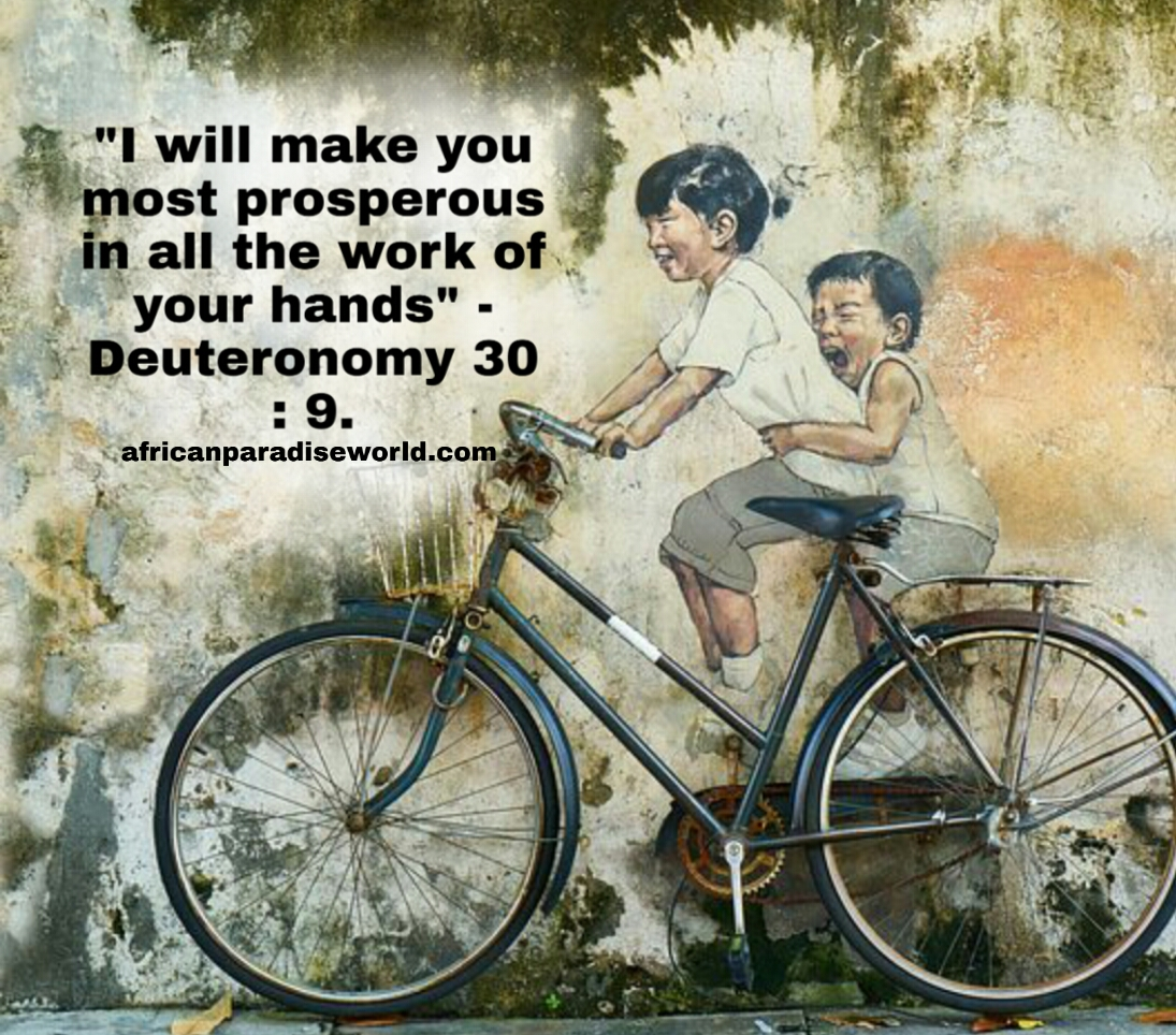 A promise of prosperity