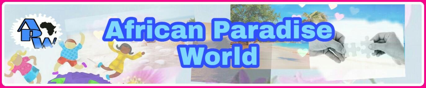 African Paradise World Logo
