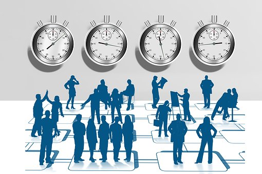 Time is what should teach you how to be productive in life