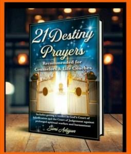 Destiny Prayers Book