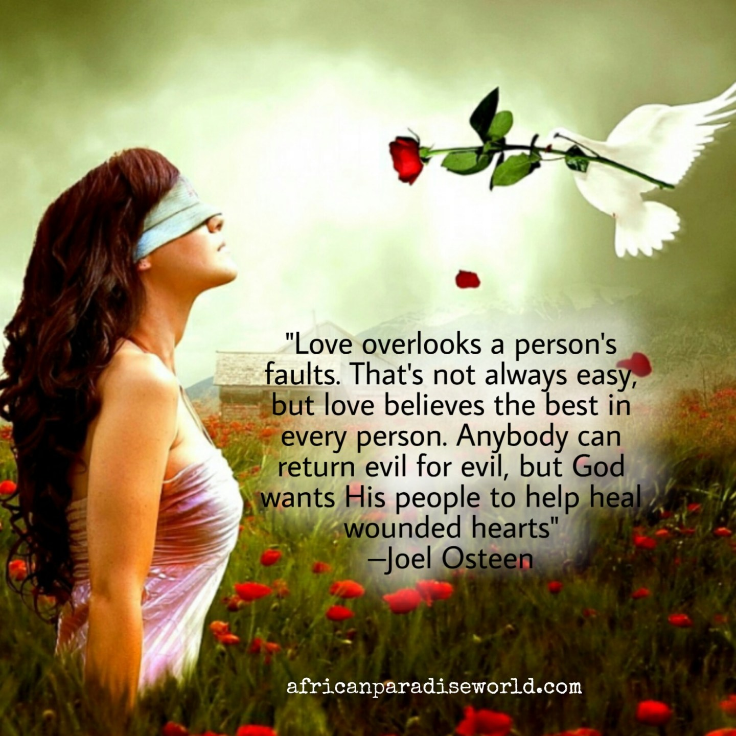 Joel Osteen quotes anout God