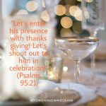 Show Your Gratitude To God Through These Thanksgiving Bible Verses