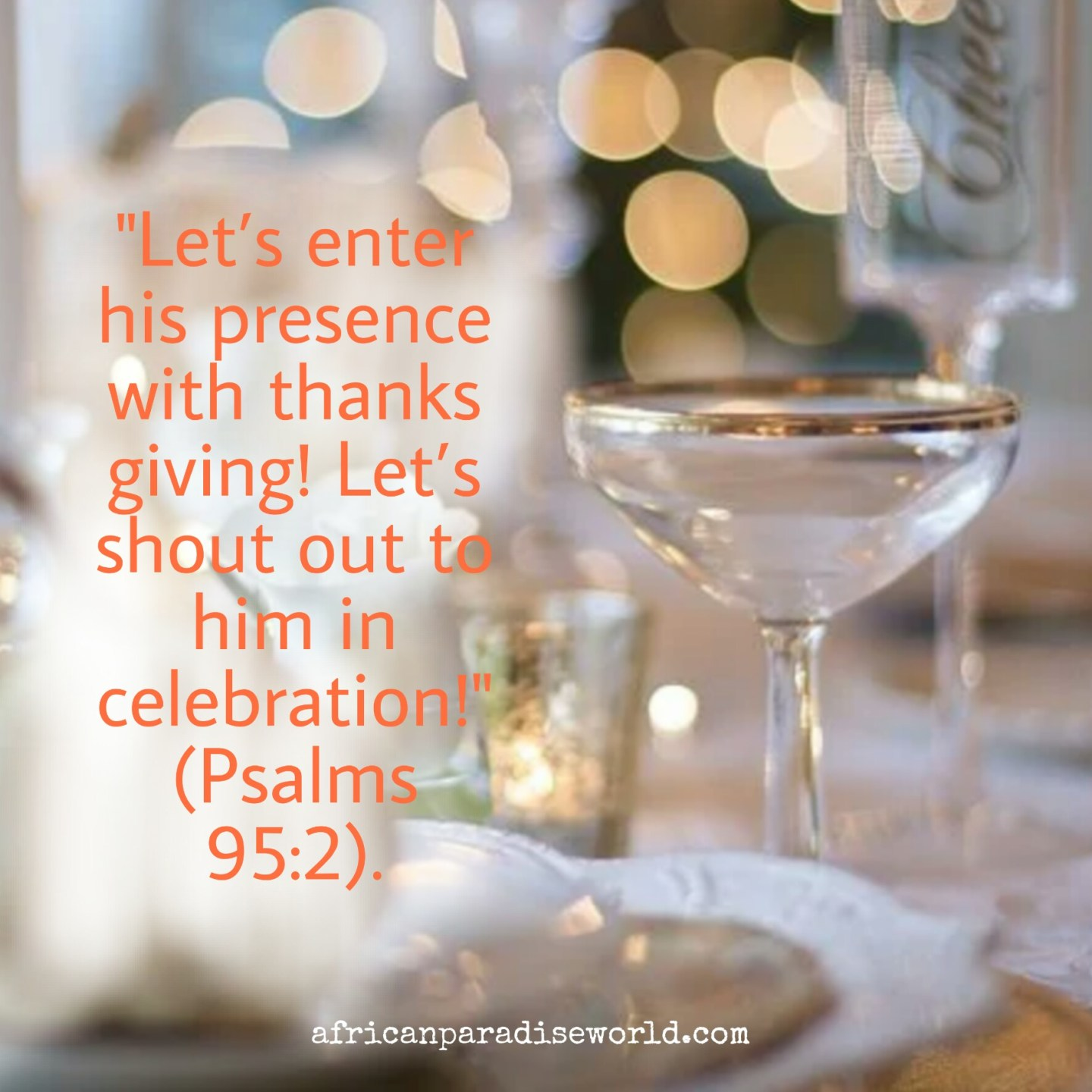 Life with Thanksgiving Bible verses