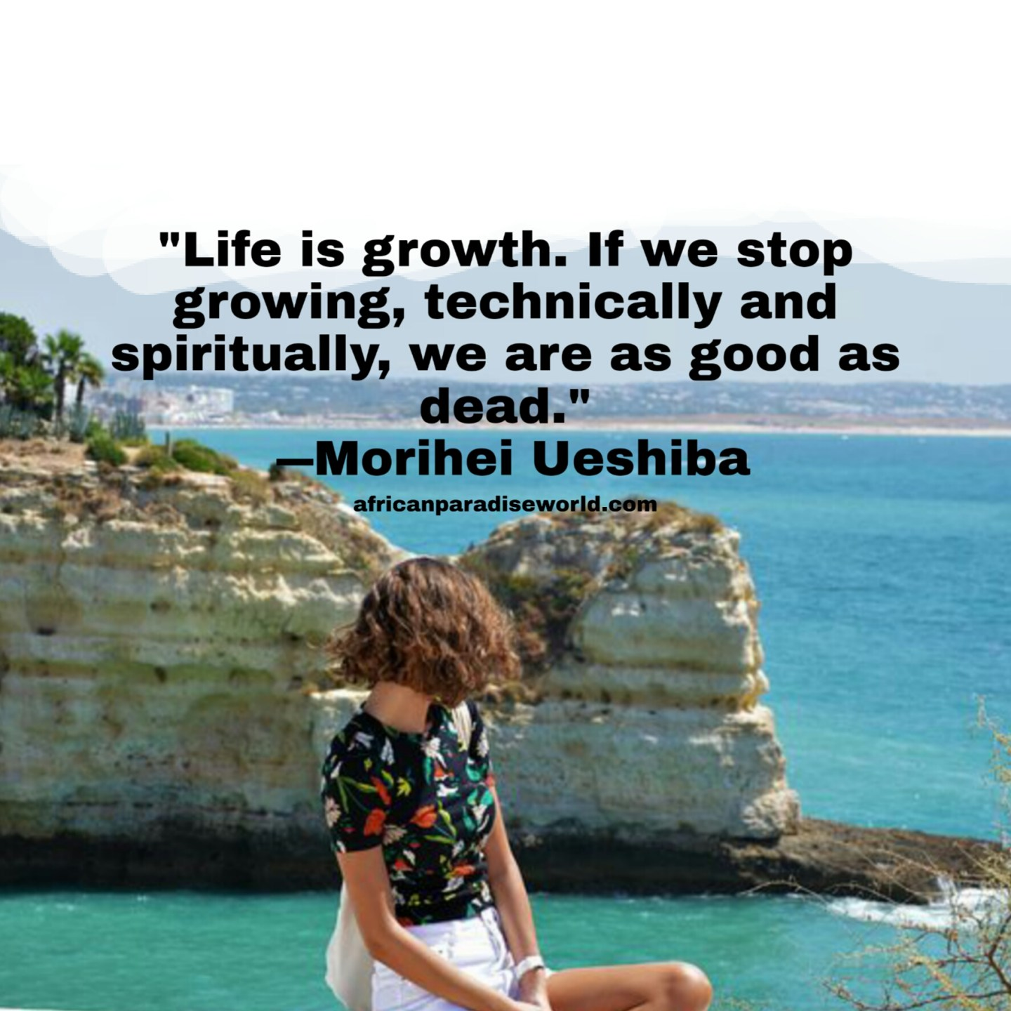 Beautiful life from personal development quotes