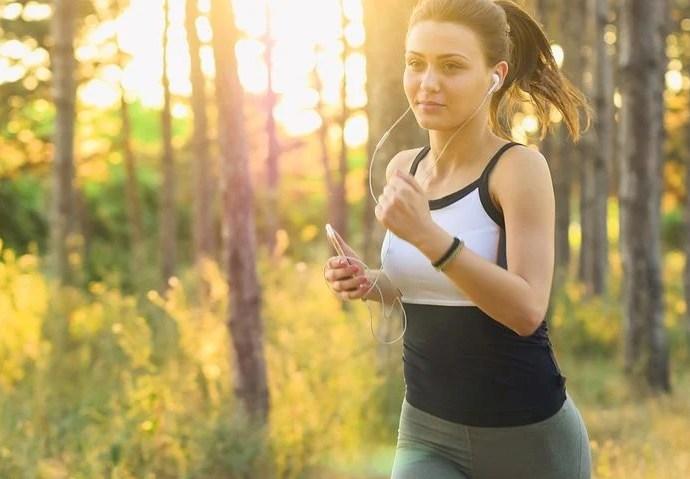 Motivation when running
