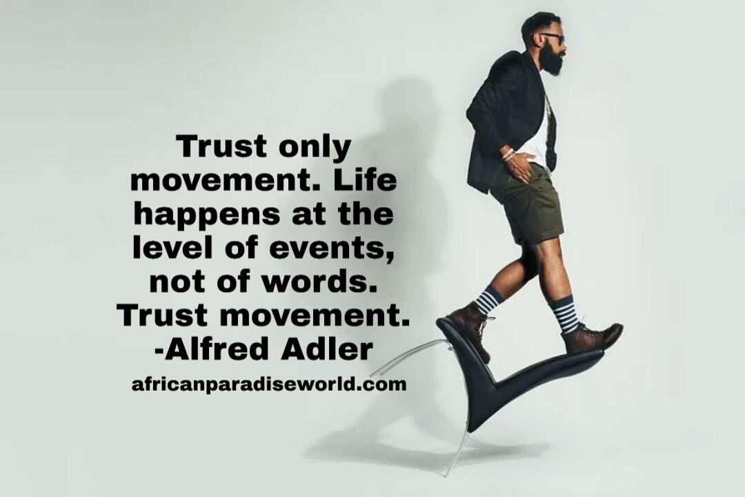 Trust only movement