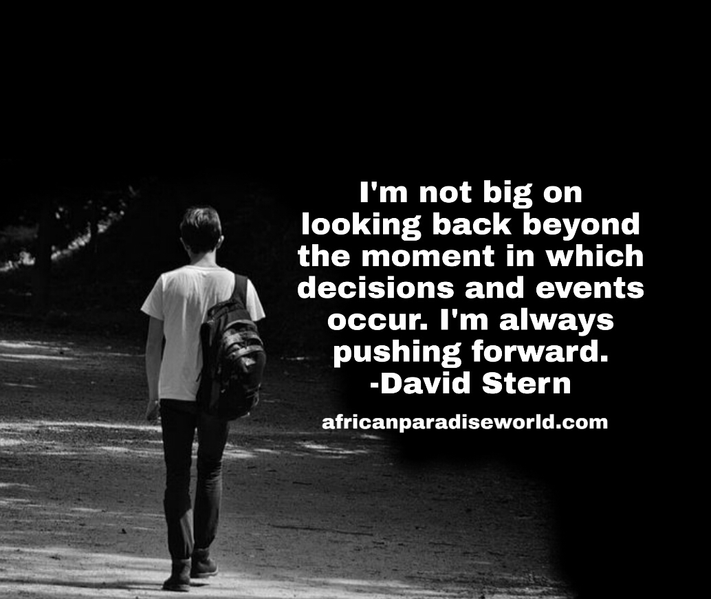 Keep moving forward in life quote